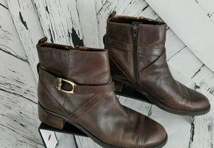 Etienne Aigner Ankle Boots Size 8M